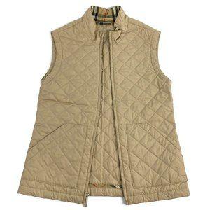 Burberry London Ladies Beige Vest Size XS